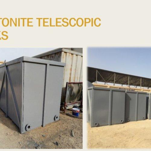 BENTONITE TELESCOPIC TANK | El Didi Group